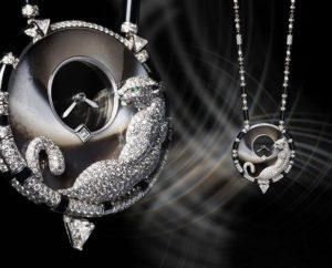 Montres de duplication sont conçues avec le collier.