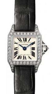 Montres d'imitation en ligne montrent un lustre brillant avec des diamants.