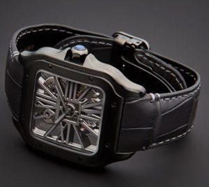 Suisses fausses montres présentent une forme carrée.