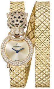 Suisses répliques montres présentent un design de bracelet très élaboré.